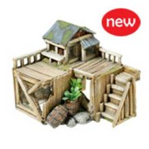 Classic Wooden House 170mm